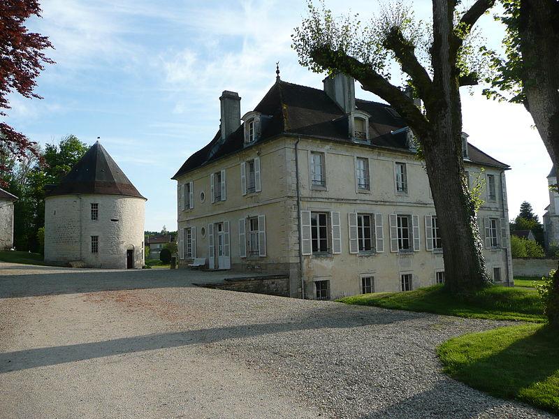 Photo du Monument Historique Château de Villars-en-Azois situé à Villars-en-Azois