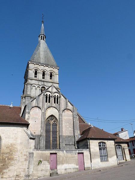 Photo du Monument Historique Eglise Notre-Dame situé à Wassy
