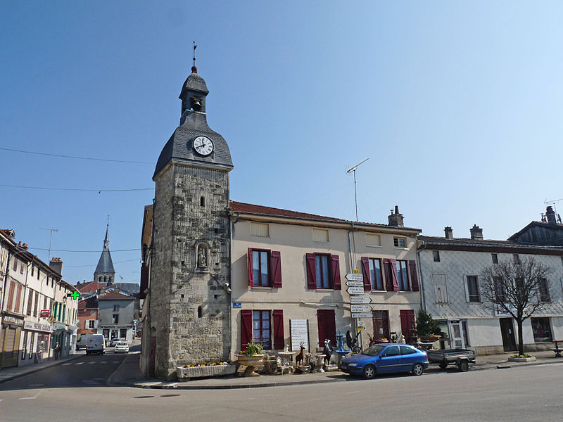 Photo du Monument Historique Tour du Dôme situé à Wassy