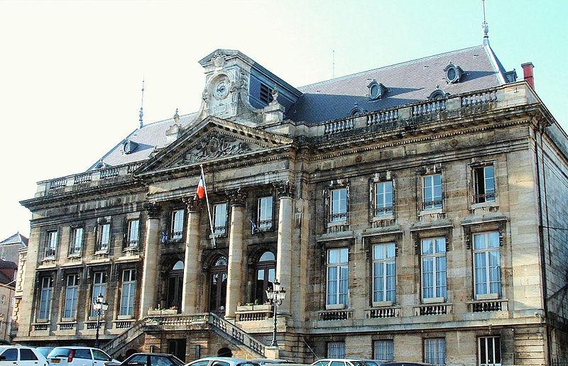 Photo du Monument Historique Hôtel de ville situé à Langres