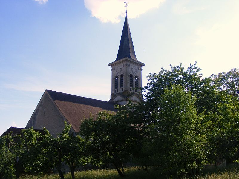 Photo du Monument Historique Eglise Saint-Pierre-ès-Liens situé à Latrecey-Ormoy-sur-Aube