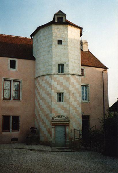 Photo du Monument Historique Maison datée 1564, dite maison Louis situé à Dancevoir