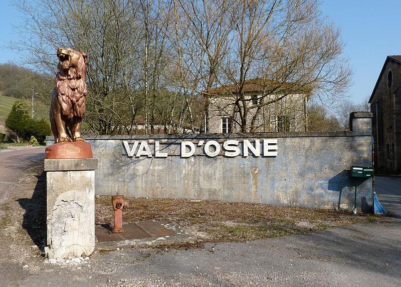 Photo du Monument Historique Fonderie du Val d'Osne situé à Osne-le-Val