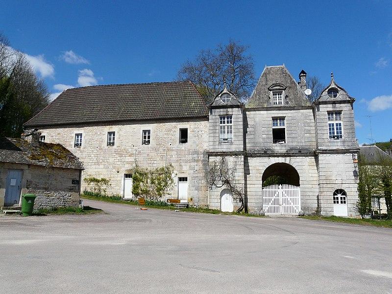 Photo du Monument Historique Château situé à Ecot-la-Combe