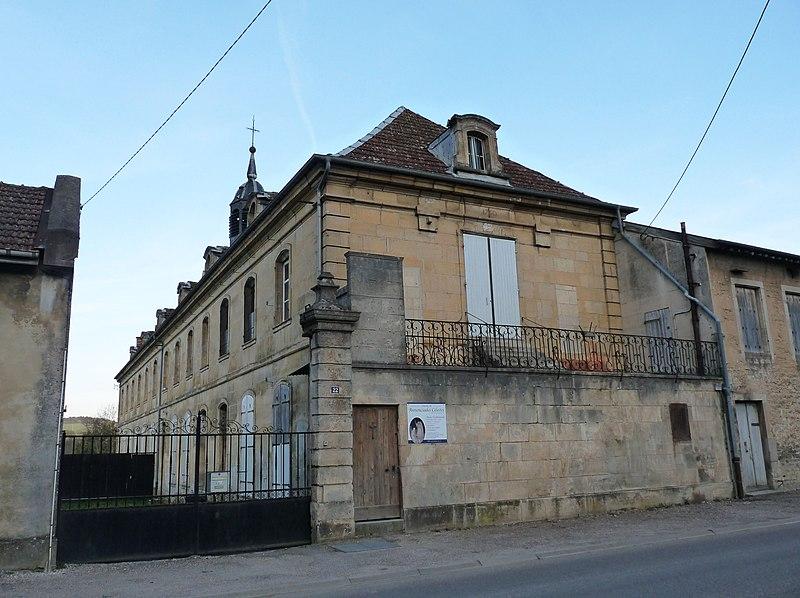 Photo du Monument Historique Ancien couvent des Annonciades (ancien couvent des Bénédictines de Notre-Dame de Pitié) situé à Joinville