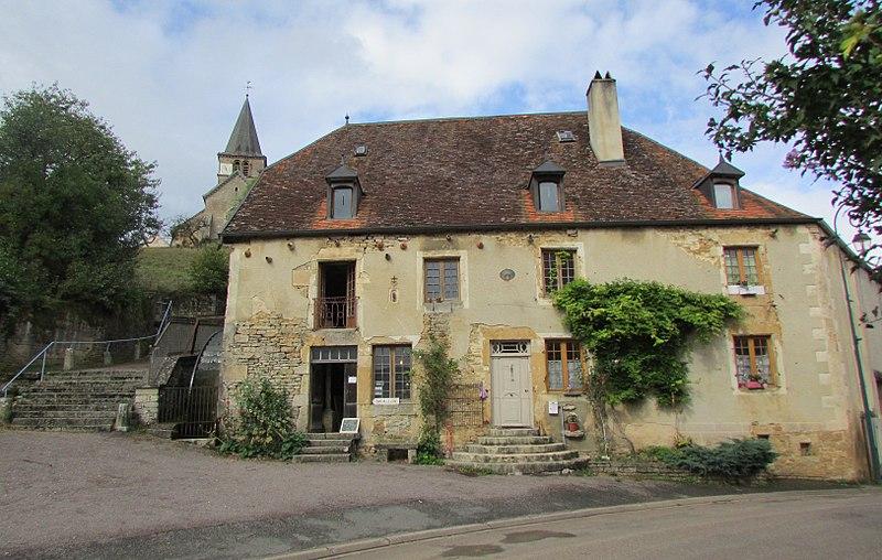 Photo du Monument Historique Ancien moulin de Baissey situé à Baissey