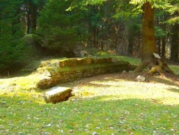 Photo du Monument Historique Ancienne cité de la Mothe situé à Outremécourt