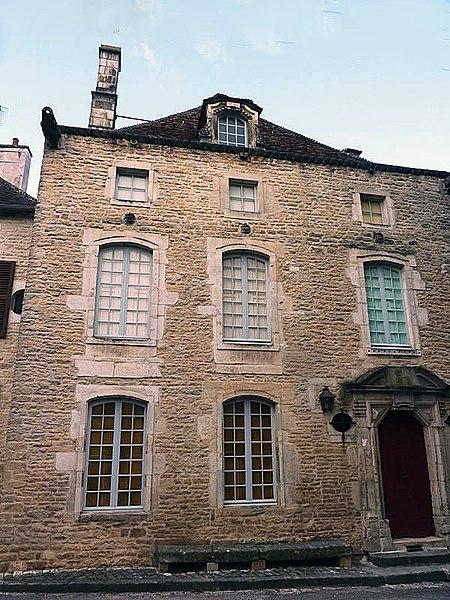 Photo du Monument Historique Maison situé à Châteauvillain