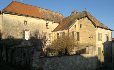 Photo du Monument Historique Maison situé à Joinville
