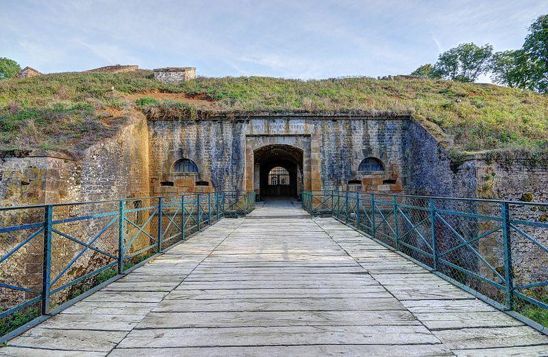 Photo du Monument Historique Fort Vercingétorix de Cognelot situé à Chalindrey