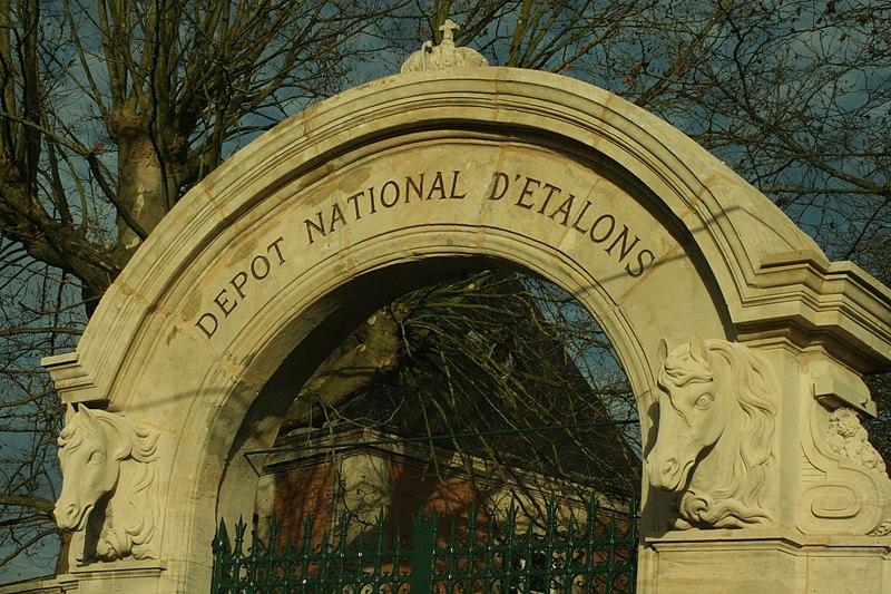 Photo du Monument Historique Dépôt d'étalons situé à Montier-en-Der