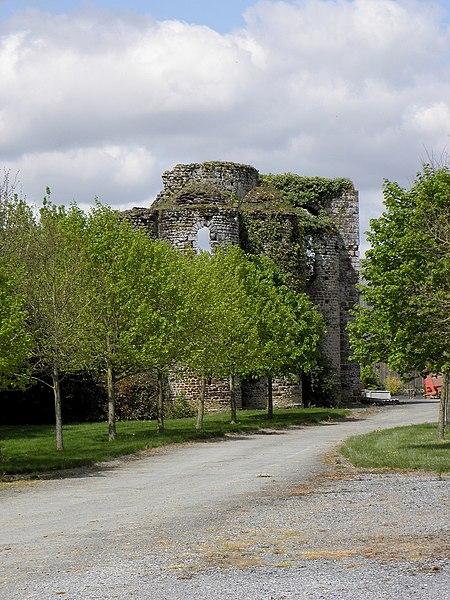 Photo du Monument Historique Chapelle de la Cassine situé à Bonchamp-lès-Laval