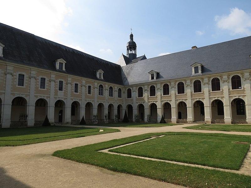 Photo du Monument Historique Couvent des Ursulines situé à Château-Gontier