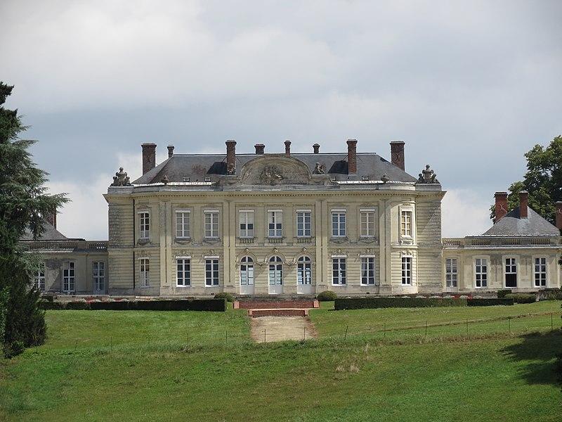 Photo du Monument Historique Château et parc situé à Craon