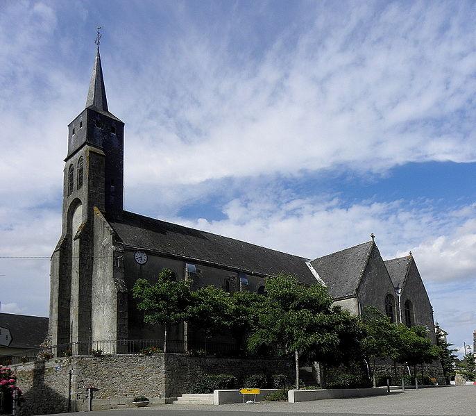 Photo du Monument Historique Eglise situé à Hambers