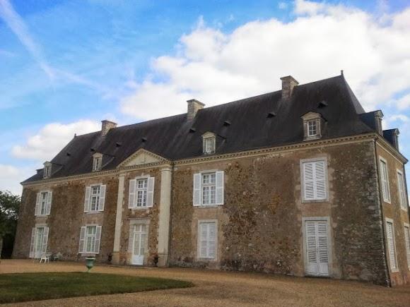 Photo du Monument Historique Château et parc du Puy situé à Ruillé-Froid-Fonds