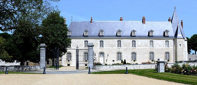 Photo du Monument Historique Château et parc d'Hauterive situé à Argentré