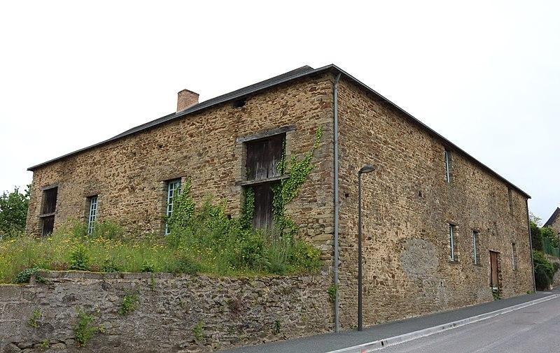 Photo du Monument Historique Grenier à sel situé à Craon