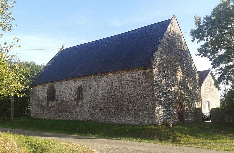 Photo du Monument Historique Ancien prieuré Sainte-Catherine de Varennes-l'Enfant situé à Epineux-le-Seguin