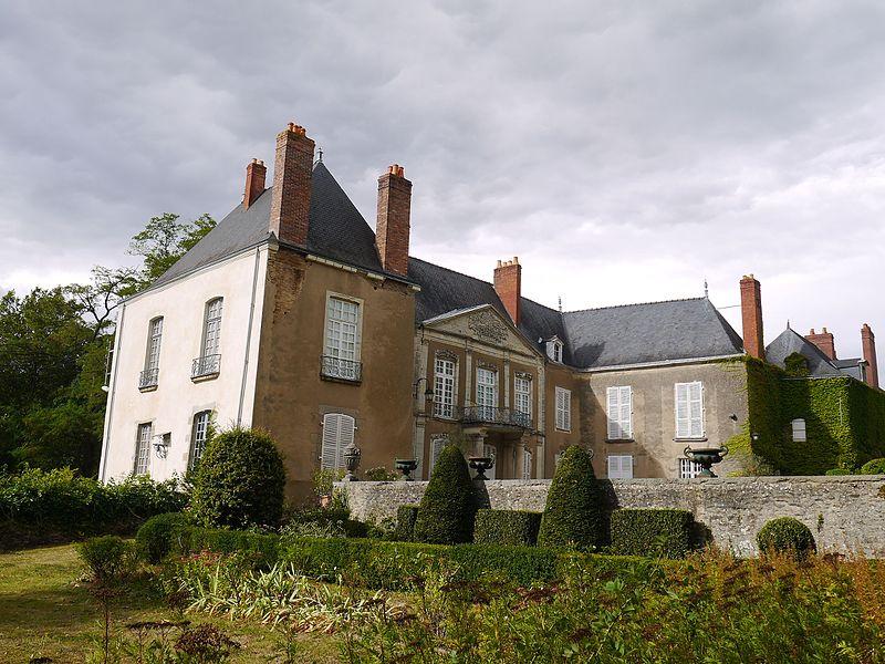 Photo du Monument Historique Hôtel du Bas du Gast situé à Laval