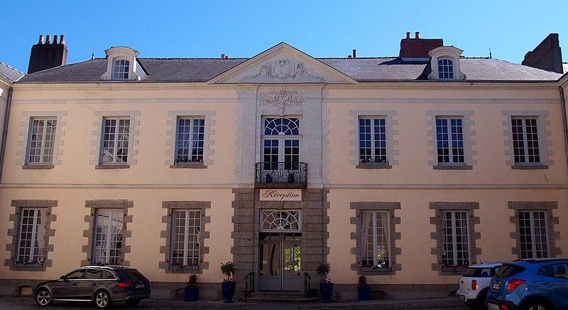 Photo du Monument Historique Hôtel Périer du Bignon situé à Laval