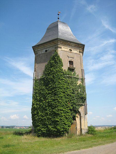 Photo du Monument Historique Abbaye de Saint-Pierrenont situé à Avril