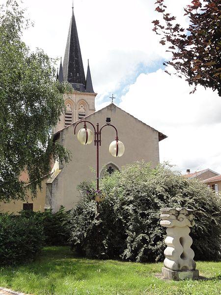 Eglise à Azelot - PA00105994 - Monumentum