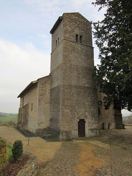 Photo du Monument Historique Eglise de Mont situé à Mont-Bonvillers