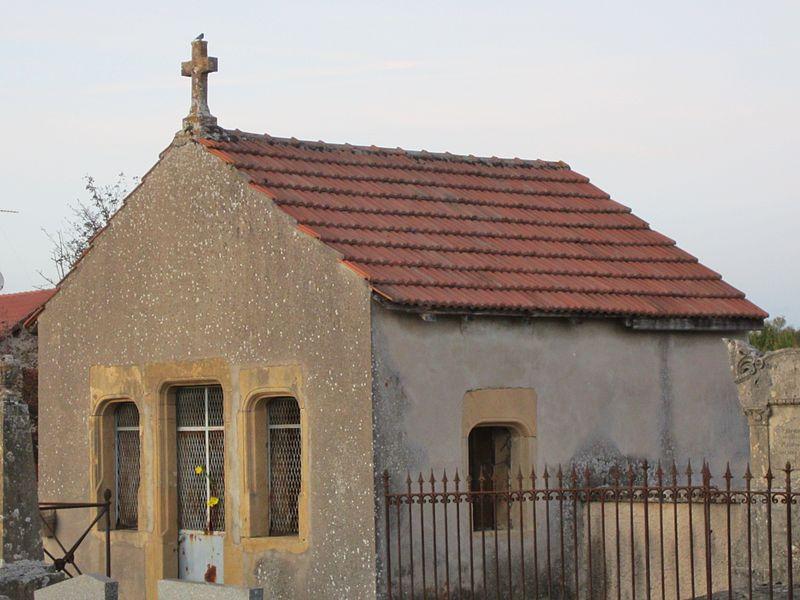 Photo du Monument Historique Ossuaire situé à Conflans-en-Jarnisy