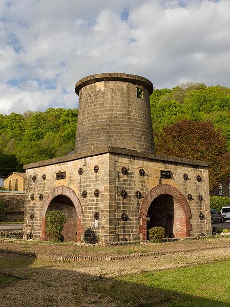 Photo du Monument Historique Haut-fourneau situé à Cons-la-Grandville