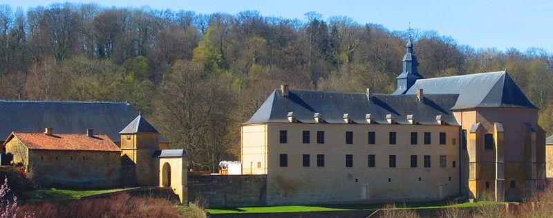 Photo du Monument Historique Prieuré situé à Cons-la-Grandville