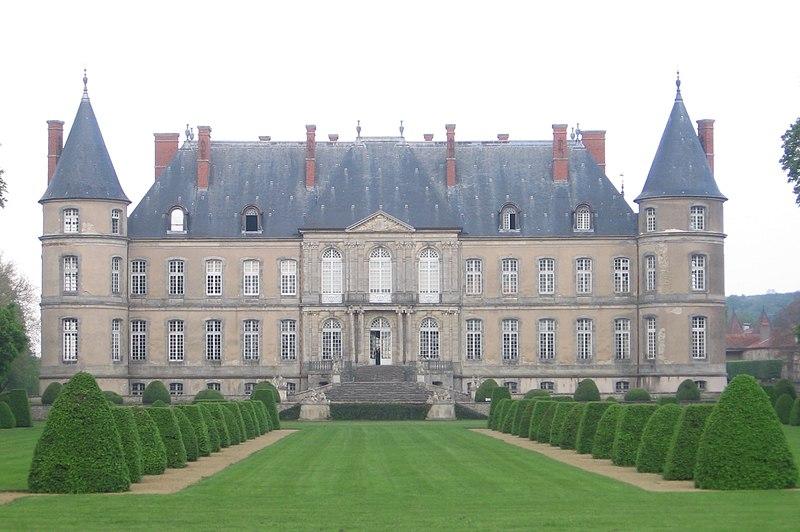 Photo du Monument Historique Château de Craon situé à Haroué