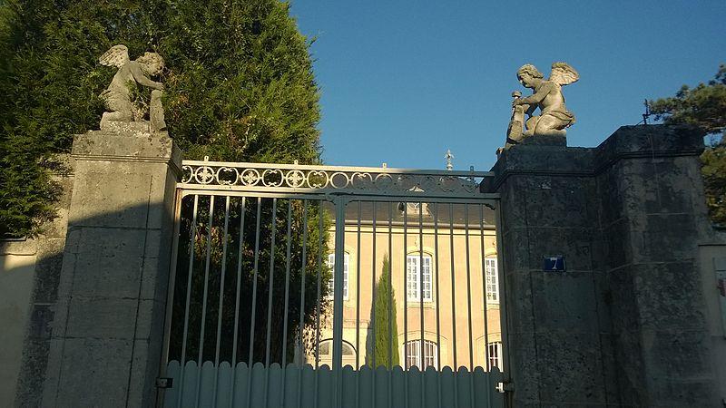 Photo du Monument Historique Château de l'Abbé de Bouzey situé à Laneuveville-devant-Nancy