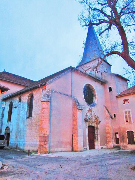 Photo du Monument Historique Eglise situé à Liverdun