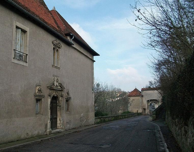 Photo du Monument Historique Maison du Gouverneur situé à Liverdun