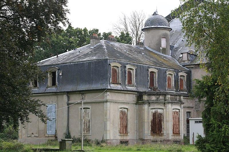 Photo du Monument Historique Petit château du Prince Charles-Alexandre de Lorraine, dit La Favorite situé à Lunéville