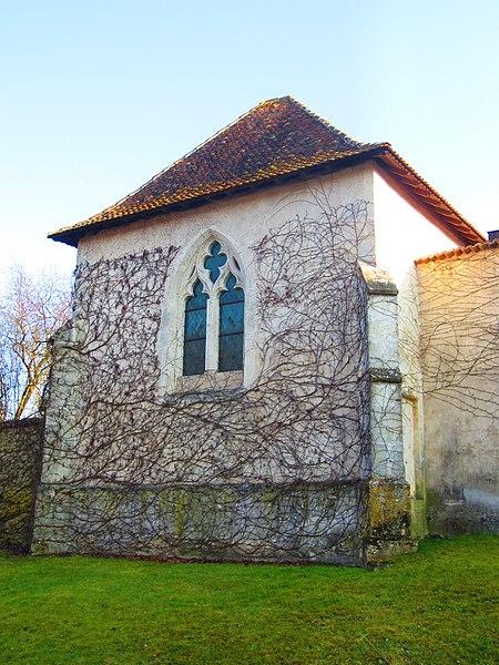 Photo du Monument Historique Chapelle Casenove situé à Maidières