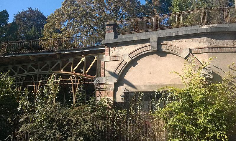Photo du Monument Historique Ancienne guinguette, dite La Cure d'Air Trianon situé à Malzéville