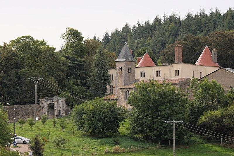Photo du Monument Historique Château situé à Morey