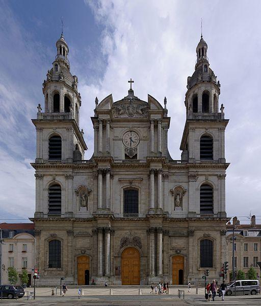 Photo du Monument Historique Cathédrale situé à Nancy