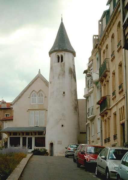 Photo du Monument Historique Commanderie Saint-Jean situé à Nancy