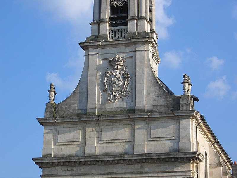 Photo du Monument Historique Eglise Notre-Dame-de-Bonsecours situé à Nancy