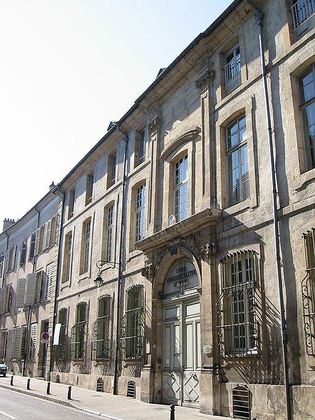 Photo du Monument Historique Hôtel de Fontenoy situé à Nancy