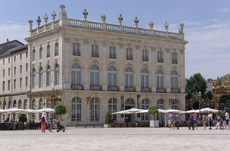 Photo du Monument Historique Immeuble, dit aussi hôtel Jacquet situé à Nancy