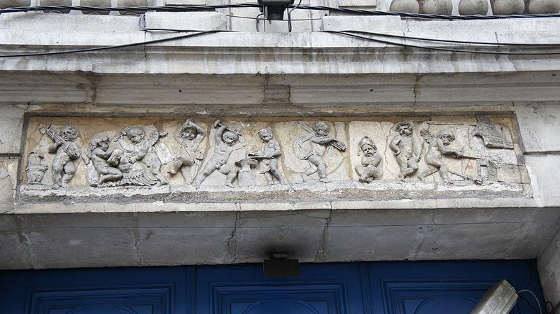 Photo du Monument Historique Maison de Clodion situé à Nancy