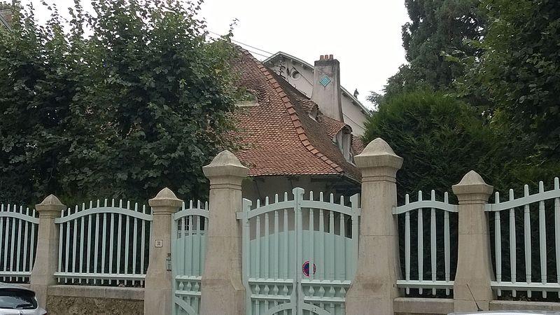 Photo du Monument Historique Maison Le Jeune situé à Nancy