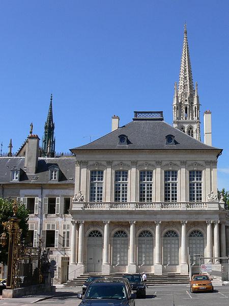 Photo du Monument Historique Hôtel Héré ou Pavillon Héré situé à Nancy