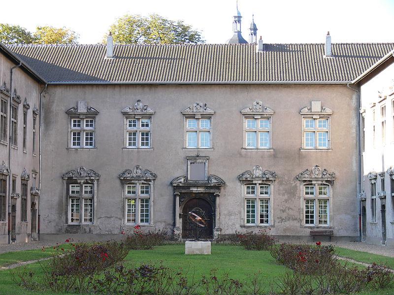Photo du Monument Historique Collège situé à Pont-à-Mousson