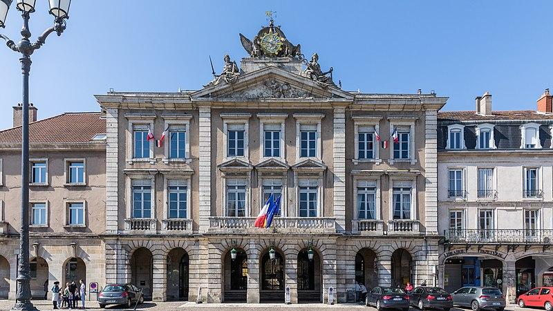 Photo du Monument Historique Hôtel de ville situé à Pont-à-Mousson