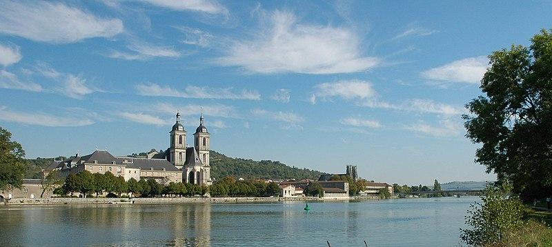 Photo du Monument Historique Ancienne abbaye Sainte-Marie-Majeure ou des Prémontrés ou ancien petit séminaire situé à Pont-à-Mousson